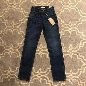Madewell jeans 23 in NWT